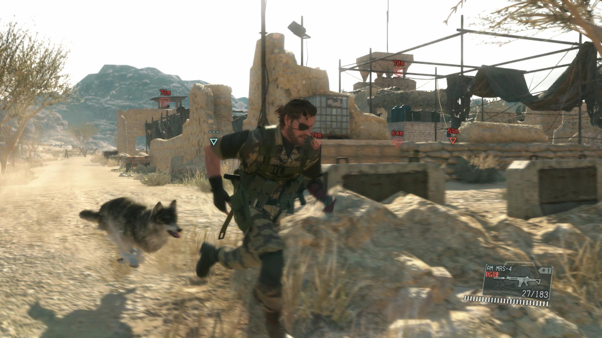 Metal Gear Solid V The Phantom Pain ESPAÑOL Descargar Full (CPY) + REPACK 5 DVD5 (JPW) 9