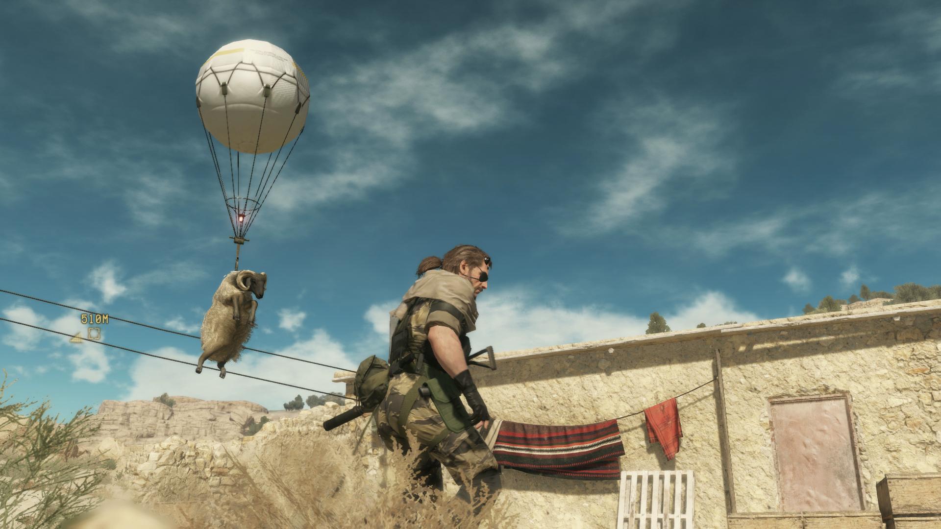 Metal Gear Solid V The Phantom Pain ESPAÑOL Descargar Full (CPY) + REPACK 5 DVD5 (JPW) 7