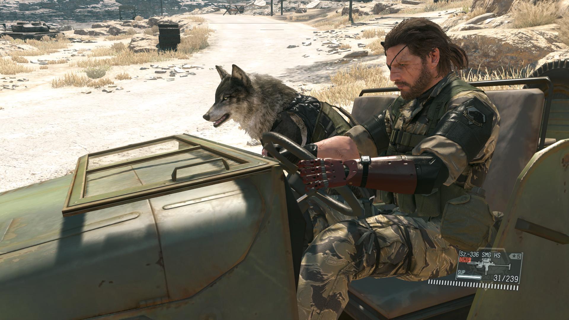 Metal Gear Solid V The Phantom Pain ESPAÑOL Descargar Full (CPY) + REPACK 5 DVD5 (JPW) 5