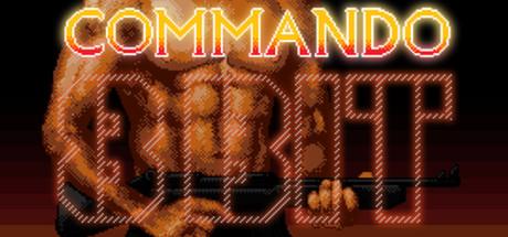 8 Bit Commando