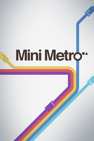 Mini Metro poster image on Steam Backlog