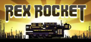 Rex Rocket cover art
