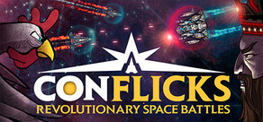 Conflicks - Revolutionary Space Battles cover art