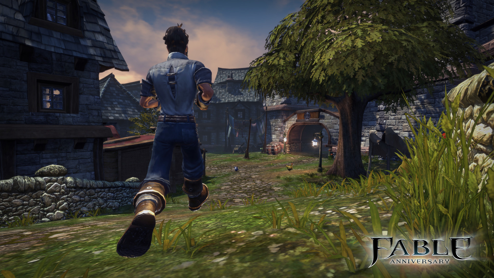 Save 75% on Fable Anniversary on Steam
