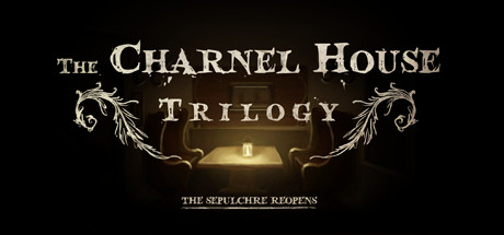 Teaser for The Charnel House Trilogy