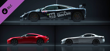 GRID Autosport - Best of British Pack on Steam