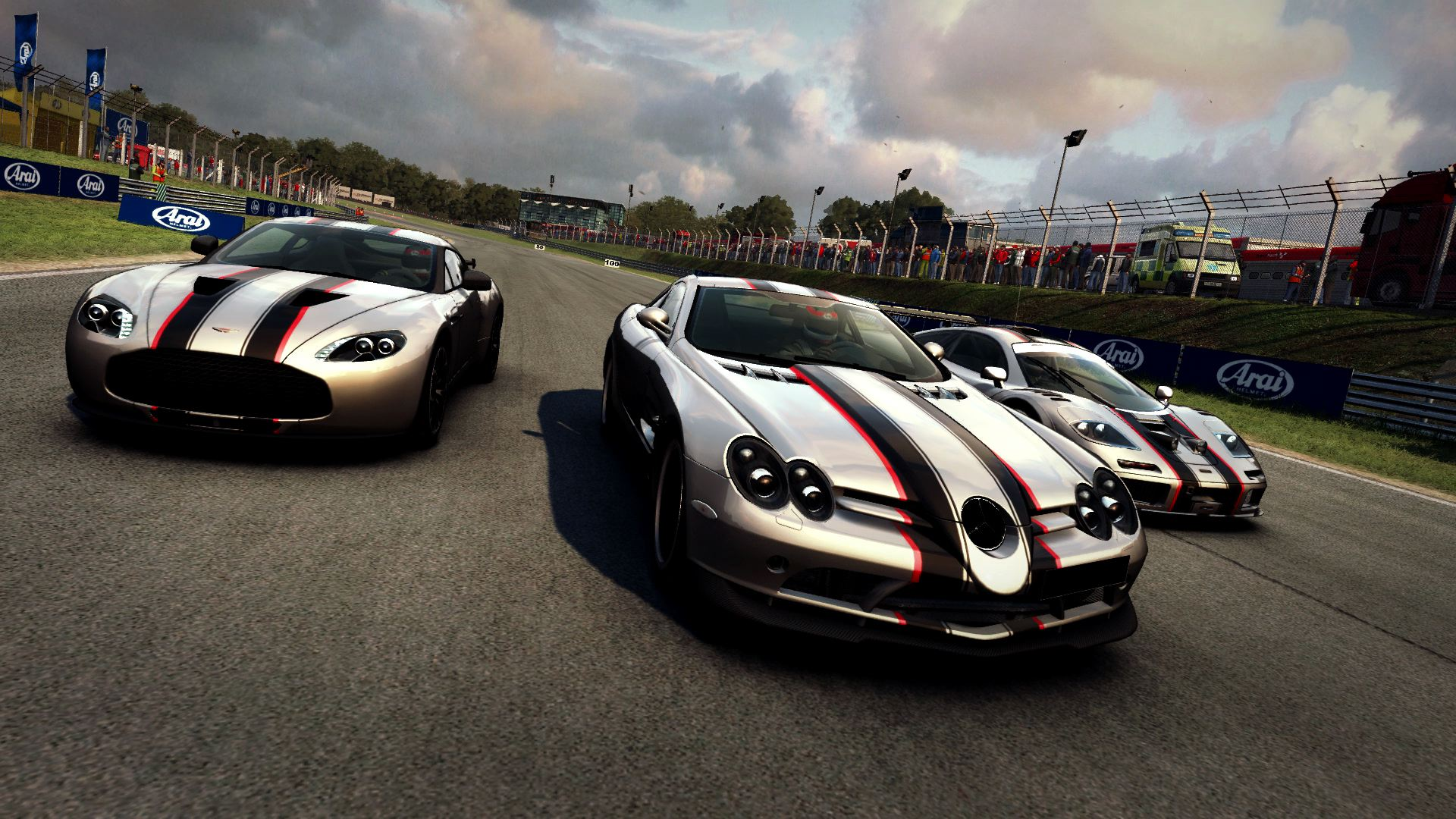 GRID Autosport - Best of British Pack