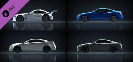 GRID Autosport - Coupé Style Pack