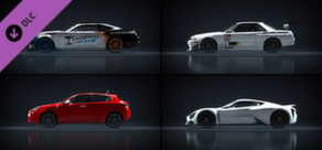 GRID Autosport - Road & Track Car Pack cover art