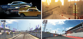 GRID Autosport - Drag Pack cover art