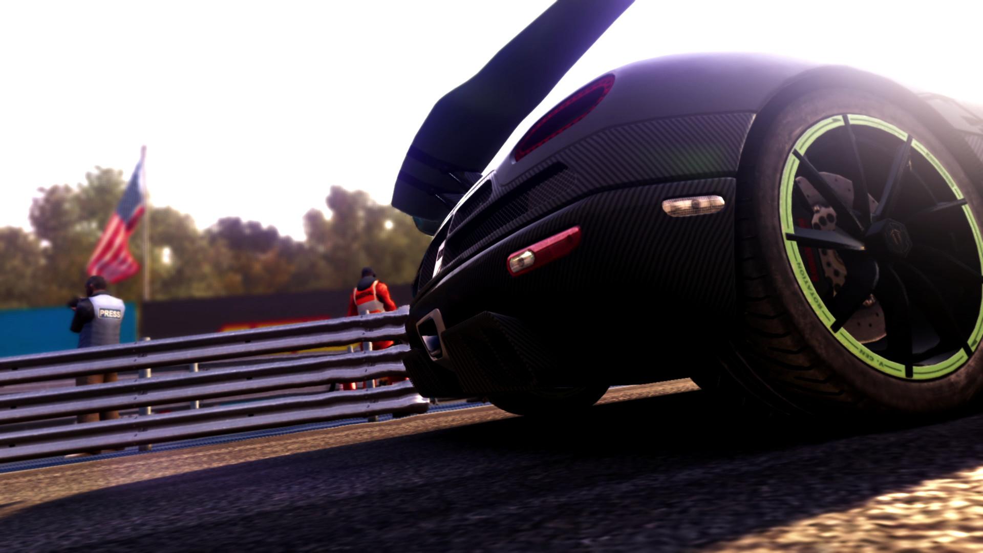 GRID Autosport - Drag Pack