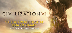 Sid Meier's Civilization VI cover art