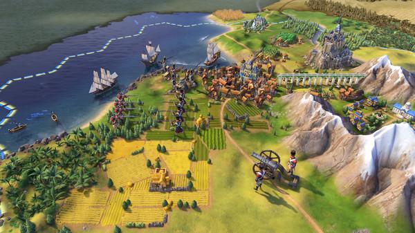 Sid Meier's Civilization VI Free CD Key 4