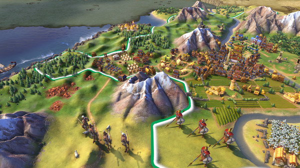 Sid Meier's Civilization VI Free CD Key 1