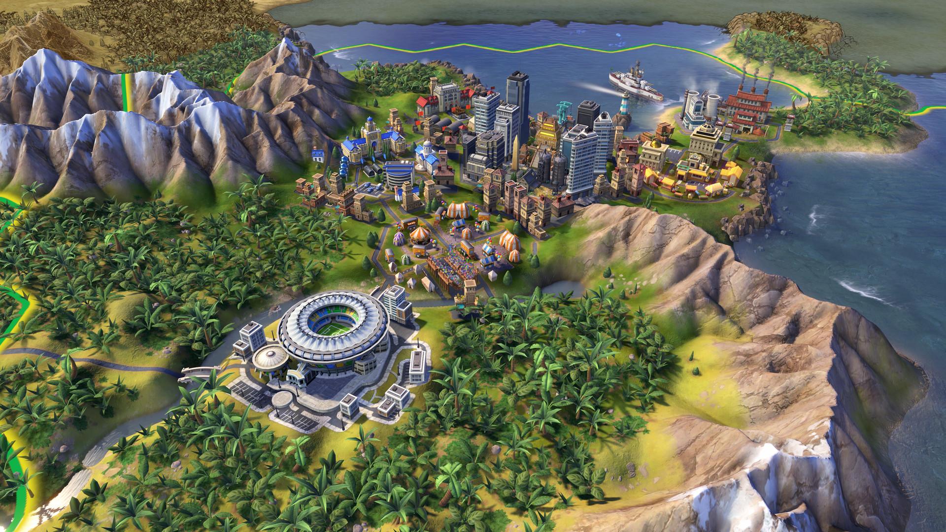 Análisis de Civilization VI - Pase New Frontier - Xbox One 5