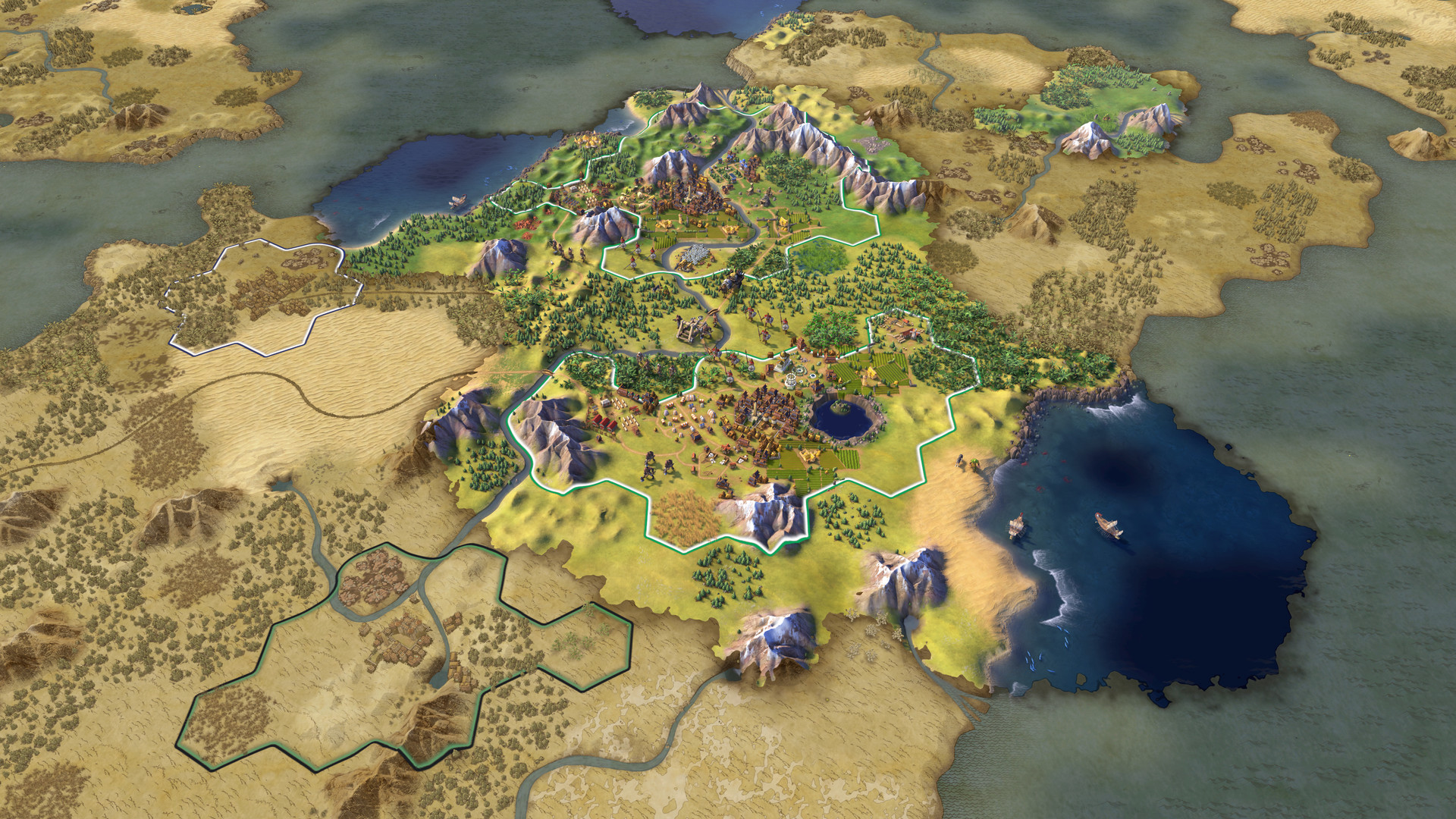 Sid Meier's Civilization VI ESPAÑOL Descargar Full Proper (RELOADED) + REPACK 1 DVD5 (JPW) 2