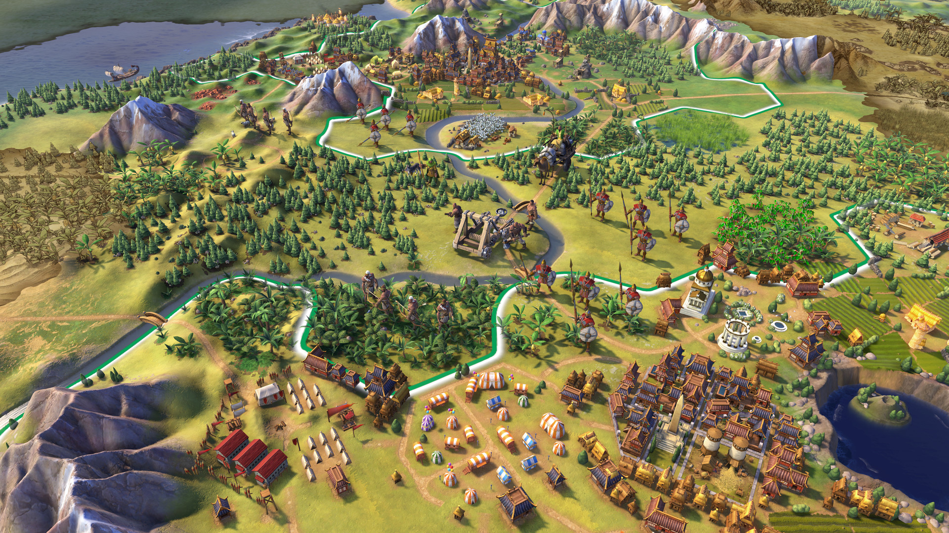 Civ 4 Earth Map.Sid Meier S Civilization Vi On Steam