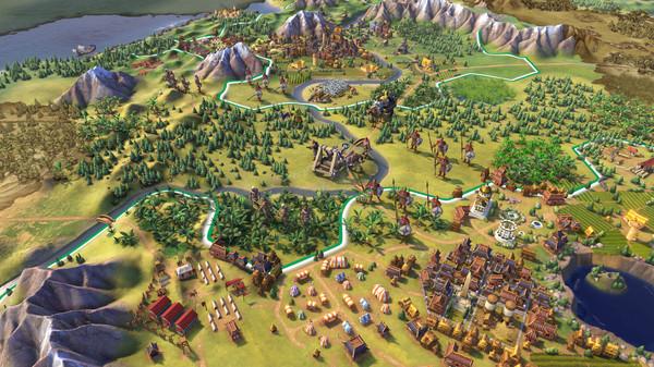 Sid Meier's Civilization VI Free CD Key 3