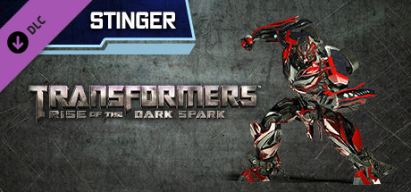 Transformers: Rise of the Dark Spark - Stinger Character