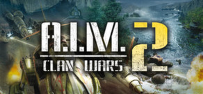 A.I.M.2 Clan Wars cover art