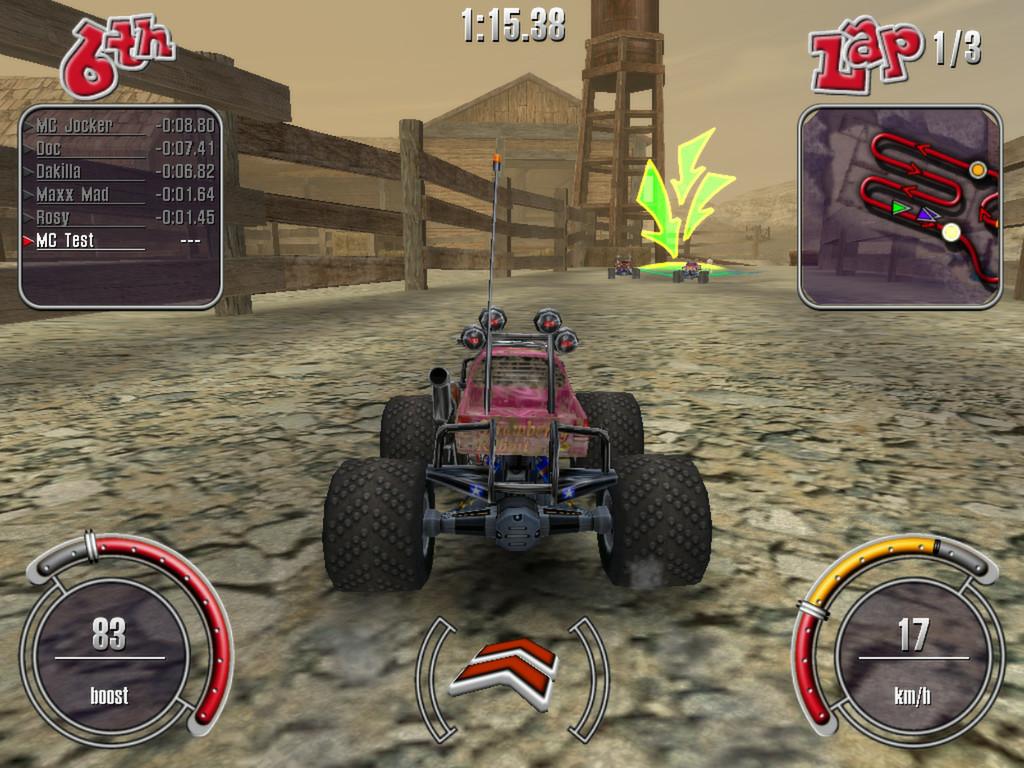 RC Cars game letöltés