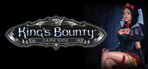 King's Bounty: Dark Side cover art