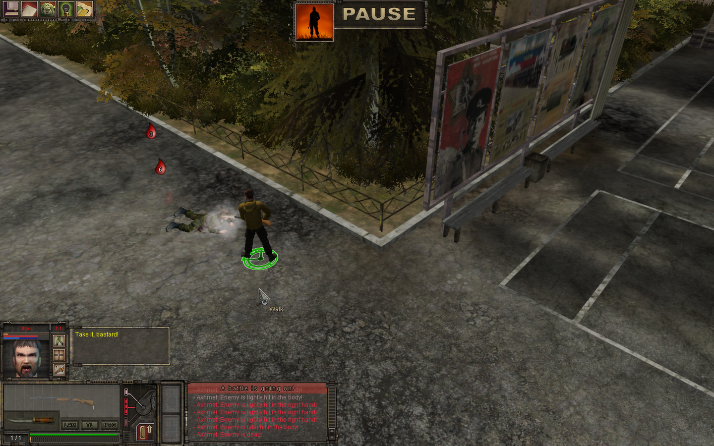 Marauder Screenshot 3
