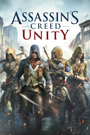 Assassin's Creed Unity poster image on Steam Backlog