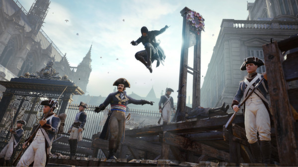 скриншот Assassin's Creed Unity 0
