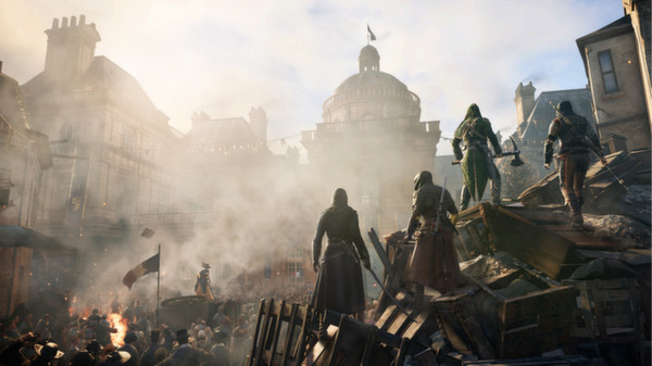 скриншот Assassin's Creed Unity 2