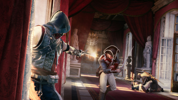 скриншот Assassin's Creed Unity 5