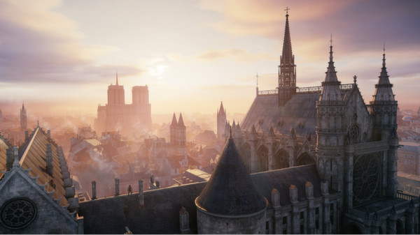 скриншот Assassin's Creed Unity 4