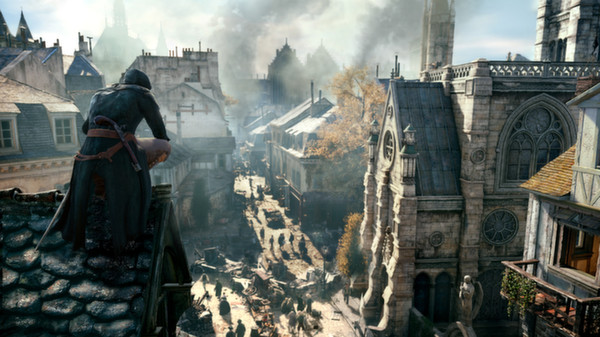 скриншот Assassin's Creed Unity 1