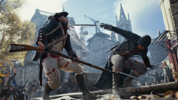 скриншот Assassin's Creed Unity 3