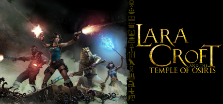 Game Banner LARA CROFT AND THE TEMPLE OF OSIRIS™