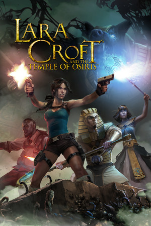 LARA CROFT AND THE TEMPLE OF OSIRIS poster image on Steam Backlog
