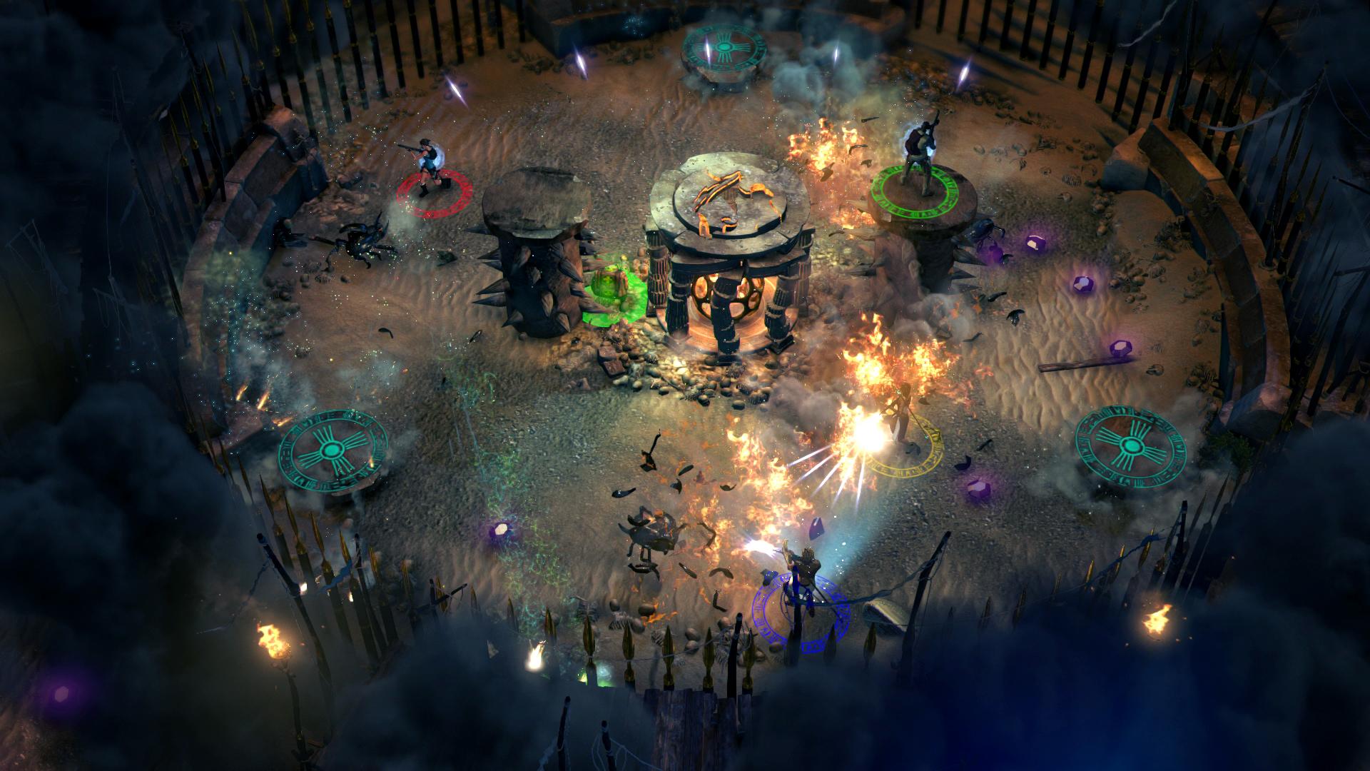 Lara Croft And The Temple Of Osiris ESPAÑOL PC (CODEX) 5