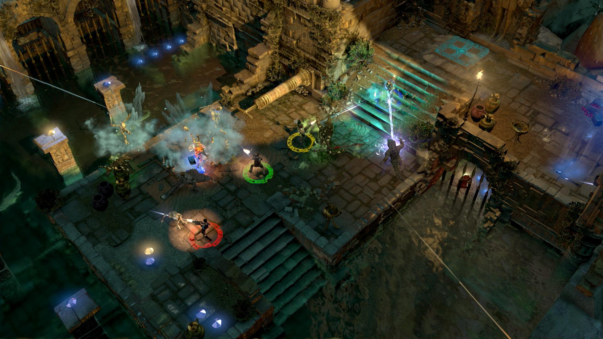 Lara Croft And The Temple Of Osiris ESPAÑOL PC (CODEX) 2