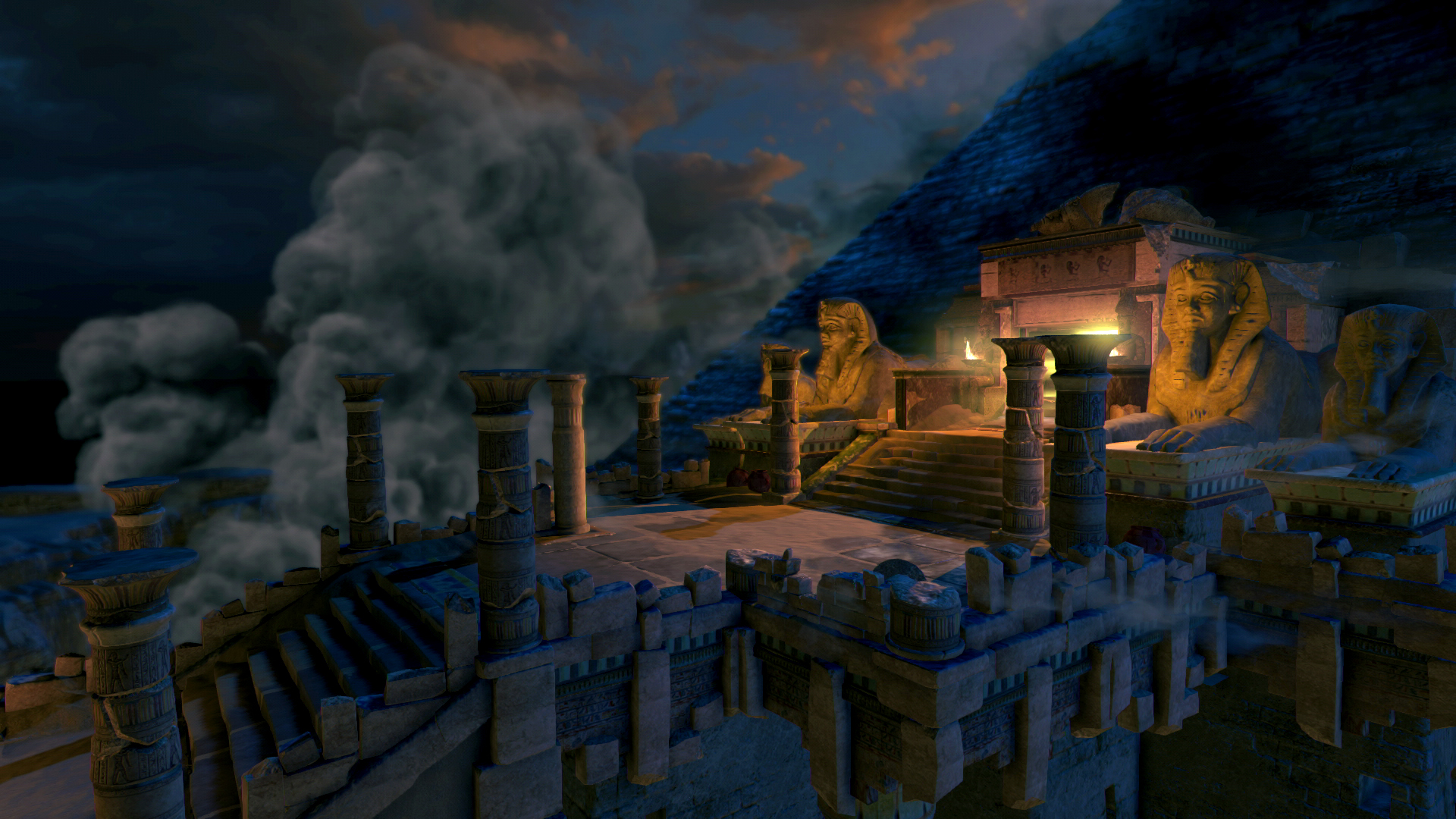 Lara Croft And The Temple Of Osiris ESPAÑOL PC (CODEX) 4