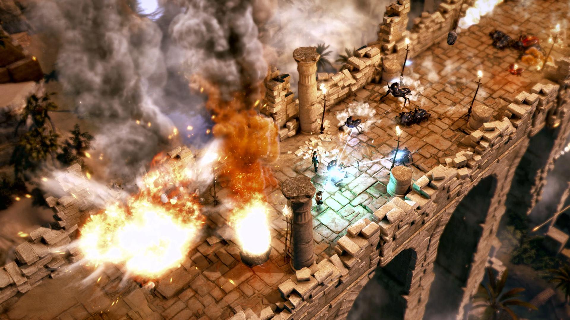 Lara Croft And The Temple Of Osiris ESPAÑOL PC (CODEX) 1