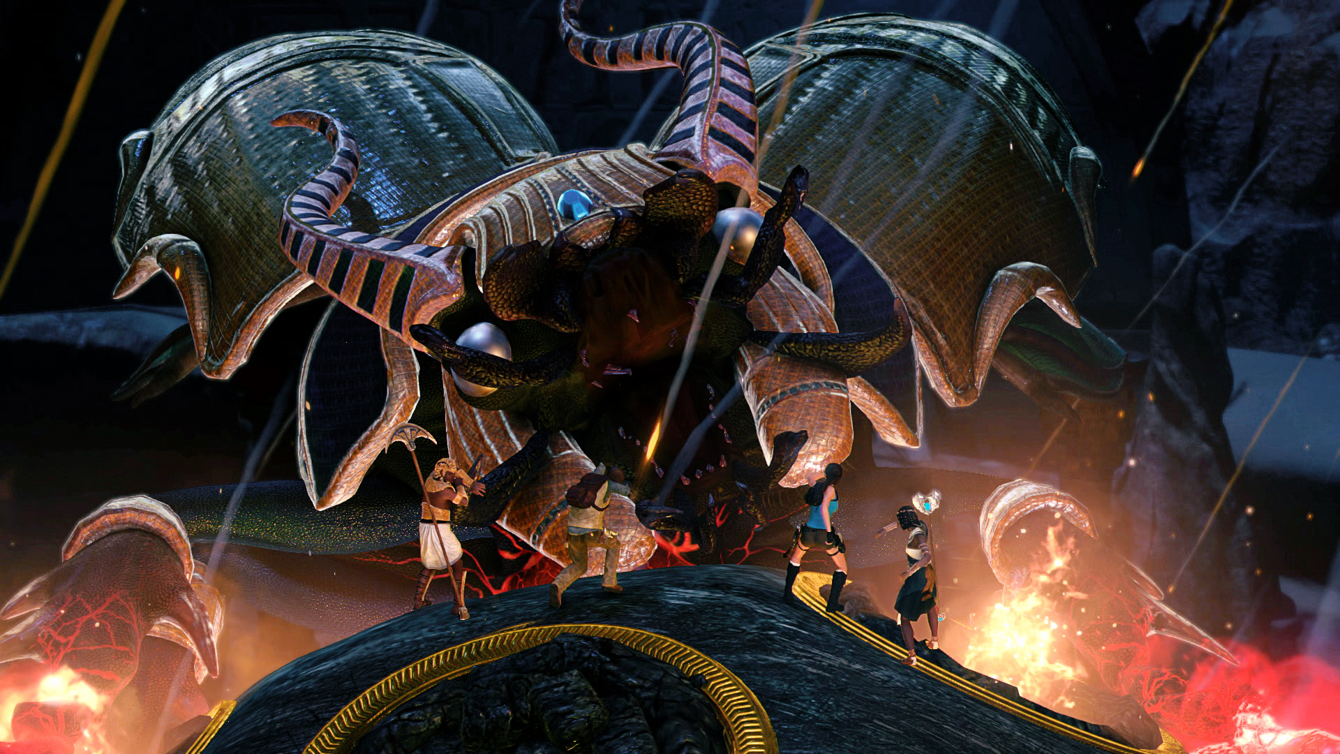 Lara Croft And The Temple Of Osiris ESPAÑOL PC (CODEX) 3