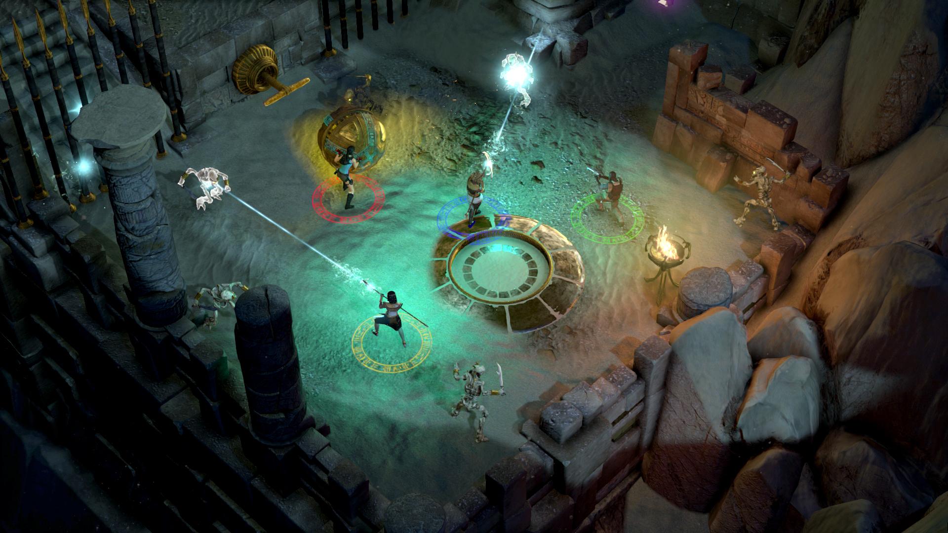 Lara Croft And The Temple Of Osiris ESPAÑOL PC (CODEX) 7