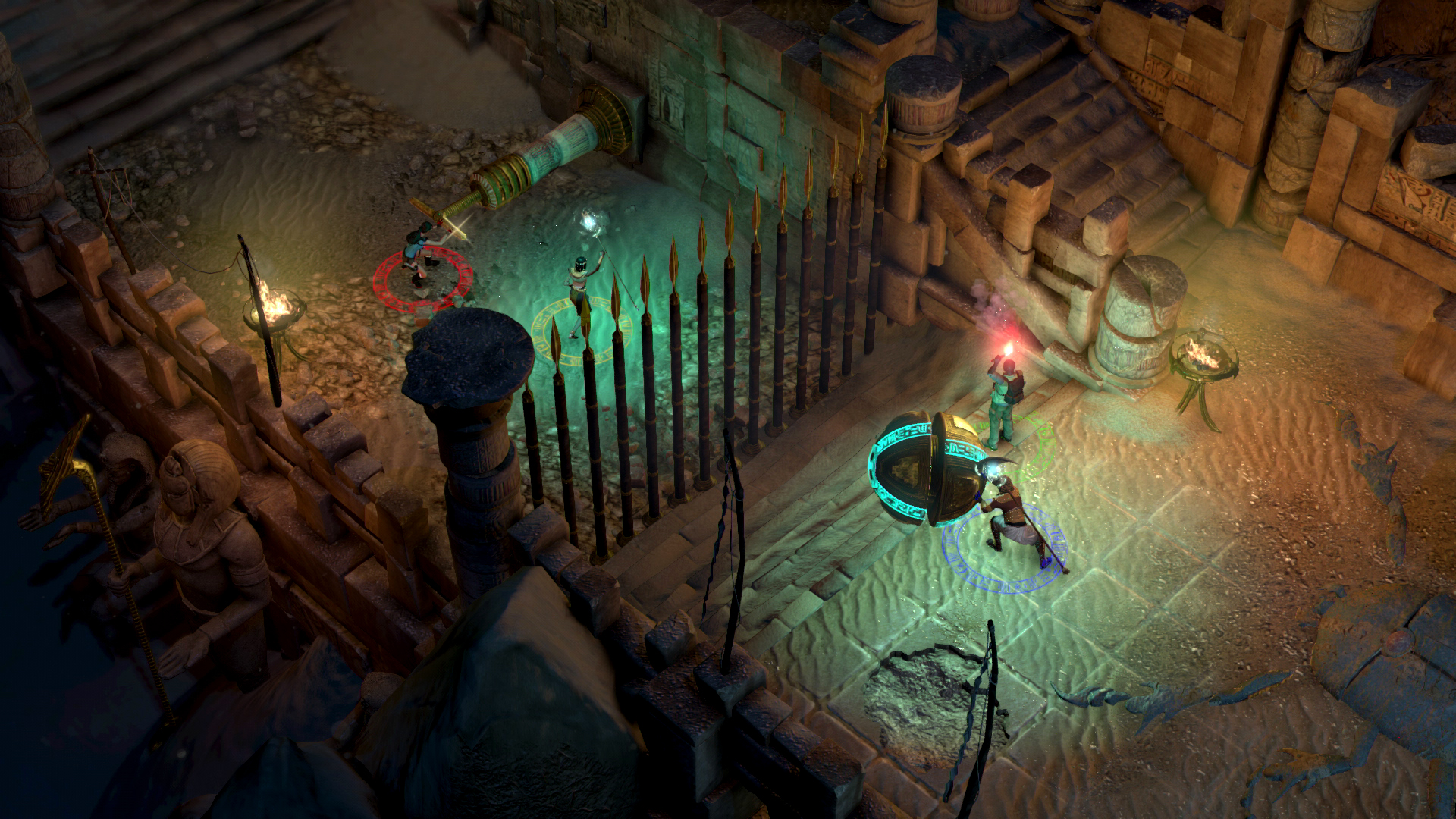 Lara Croft And The Temple Of Osiris ESPAÑOL PC (CODEX) 6