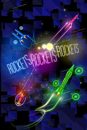 ROCKETSROCKETSROCKETS poster image on Steam Backlog