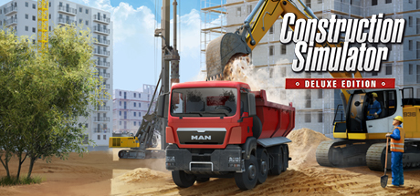 Construction Simulator 2015 Gold Edition (v1.6 Incl ALL DLC)