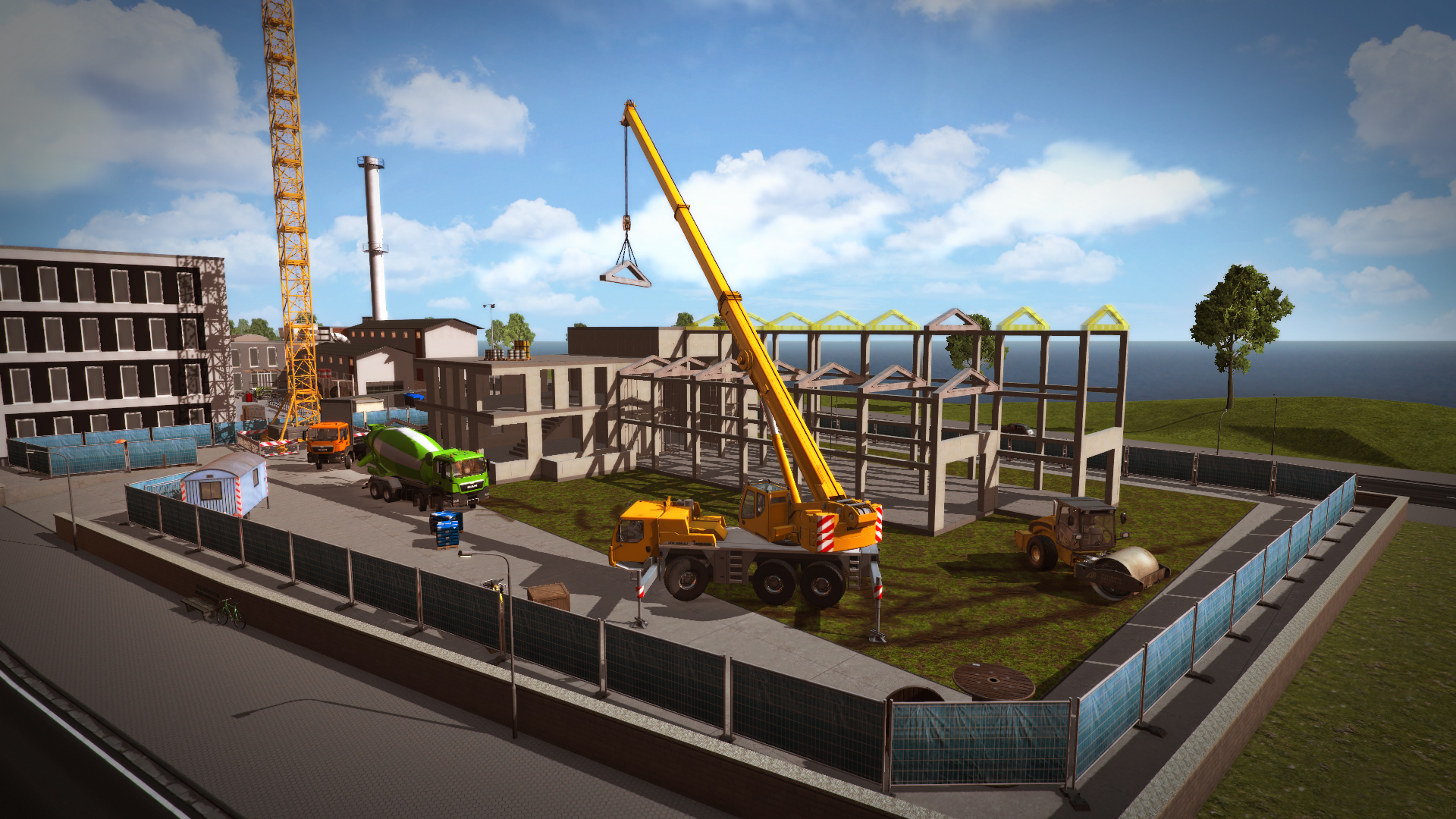 建筑模拟2015