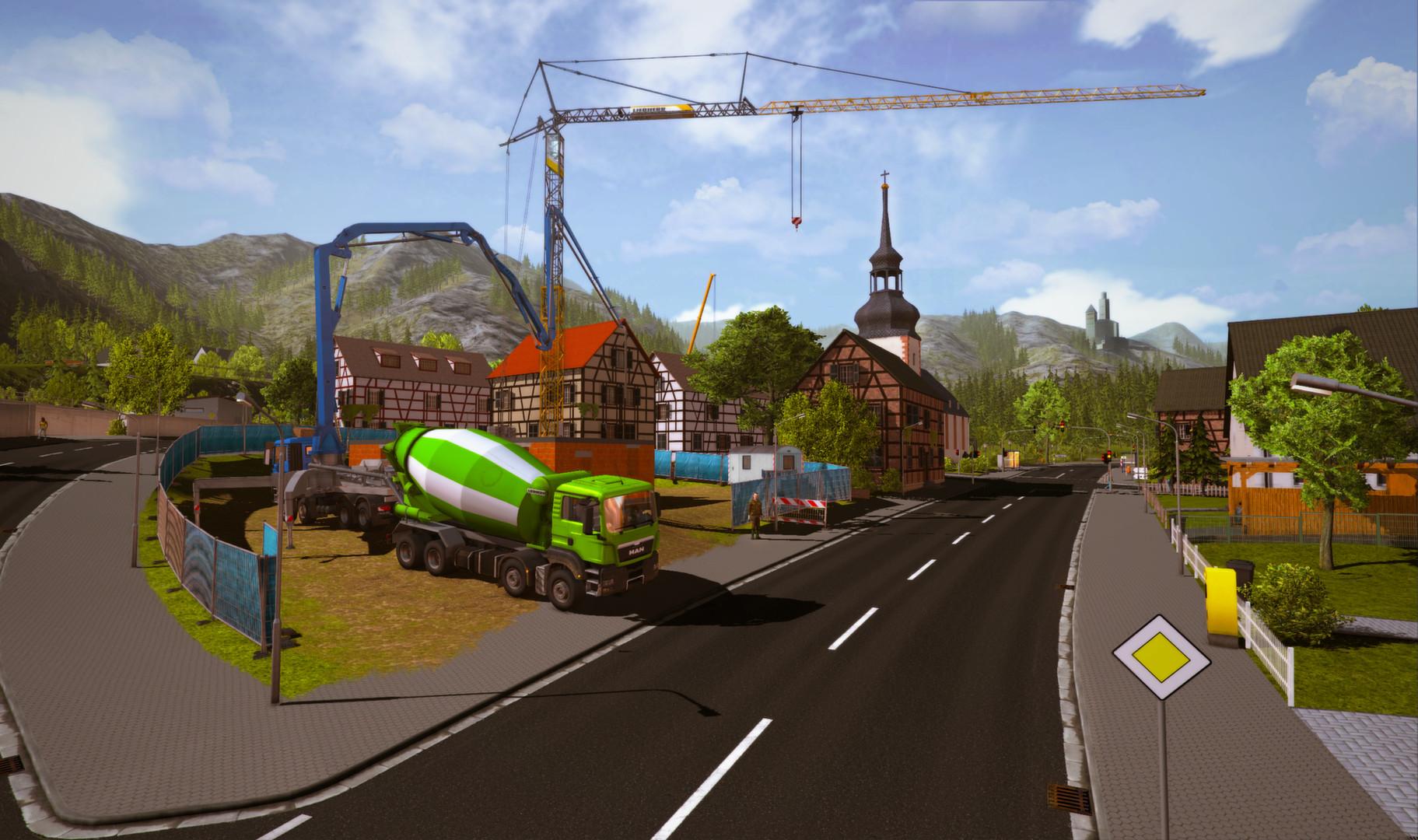 Construction Simulator 2015 Multilenguaje ESPAÑOL PC (CODEX) 2