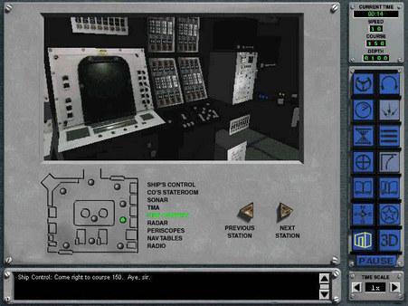 Скриншот из 688(I) Hunter⁄Killer