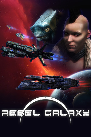 Rebel Galaxy poster image on Steam Backlog