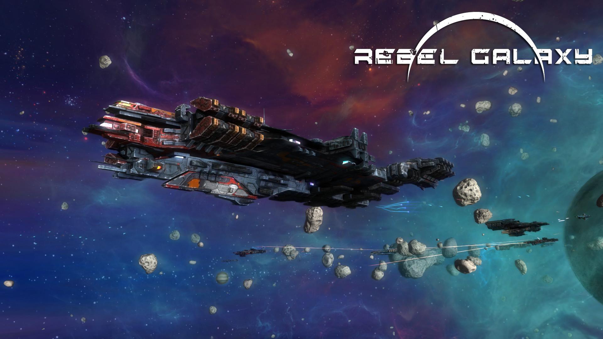Znalezione obrazy dla zapytania Rebel Galaxy